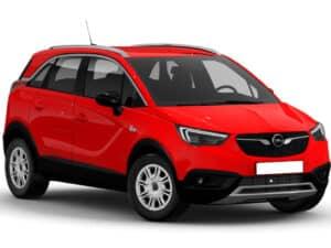 Opel Crossland X Noleggio a Lungo Termine