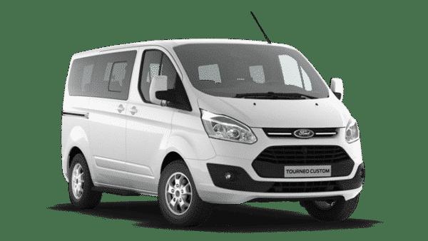 Ford Transit Custom Noleggio Lungo Termine